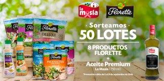 Gana un lote de Florette y La Masía