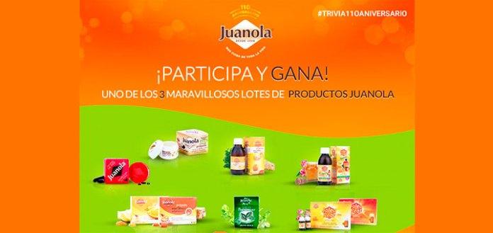 Reparten 3 lotes de productos Juanola