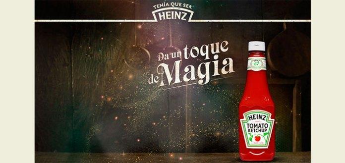 Consigue 0,50€ de descuento en Heinz