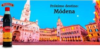 Consigue un viaje a Módena con Borges