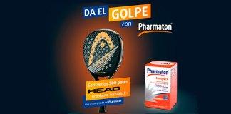 Pharmaton sortea 500 palas Head