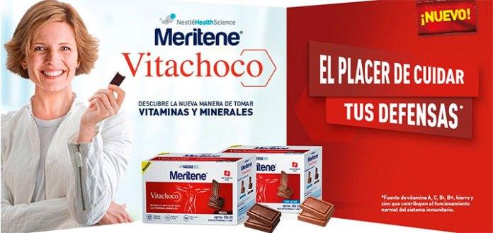 Prueba gratis Meritene Vitachoco