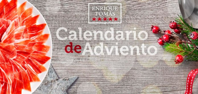 Calendario de Adviento Enrique Tomás