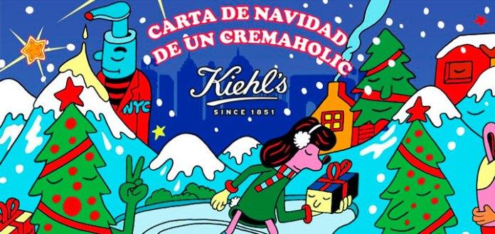Kiehl's sortea 24 cofres