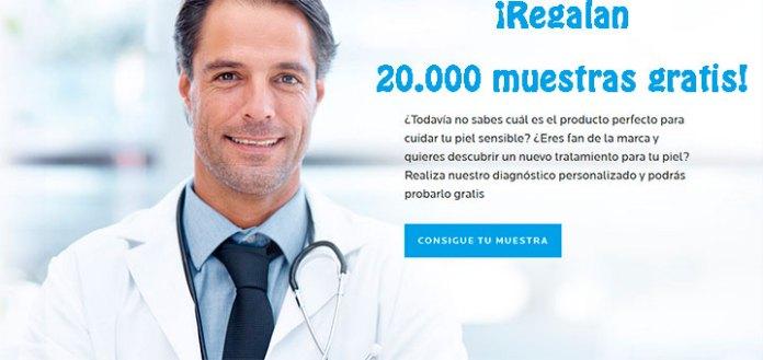 Reparten 20.000 muestras gratis de La Roche-Posay