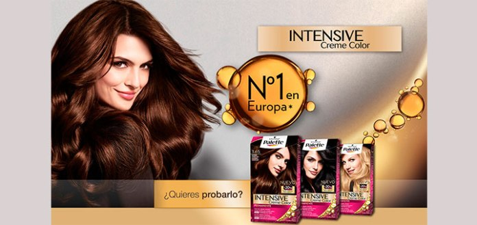 Prueba gratis Coloración Palette Intensive Color Cream
