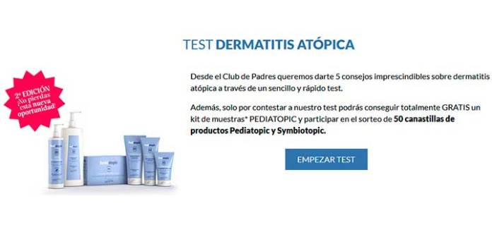 Muestras gratis de Pediatopic