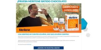 Muestras gratis de Meritene Batido de Chocolate