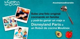 Gana un viaje a Disneyland París con Carrefour
