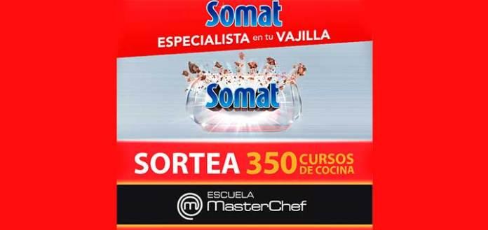 Somat sortea 350 cursos de cocina