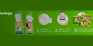 Prueba gratis Mini Chefs de Findus