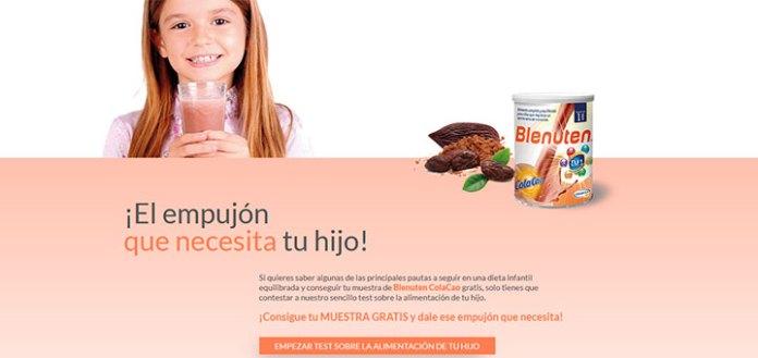 Regalan 35.000 muestras gratis de Blenuten ColaCao