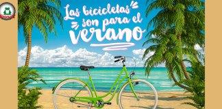 Gana una bicicleta holandesa con Frosch Ecológico
