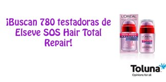 Prueba gratis Elseve SOS Hair Total Repair