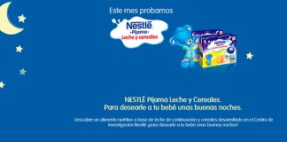Prueba gratis Nestlé Pijama Leche y Cereales