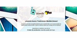 Regalan 4 lotes de productos Juanola