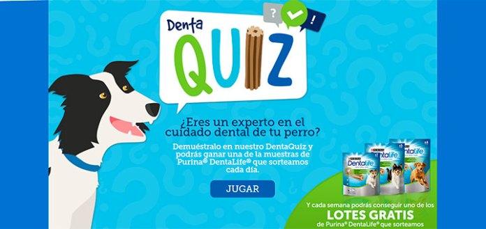 Sortean muestras gratis de Purina DentaLife