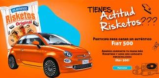 Gana un Fiat 500 con Risketos