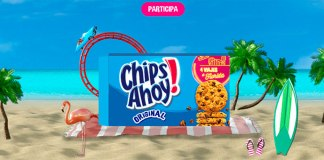 Chips Ahoy sortea 4 viajes a Florida
