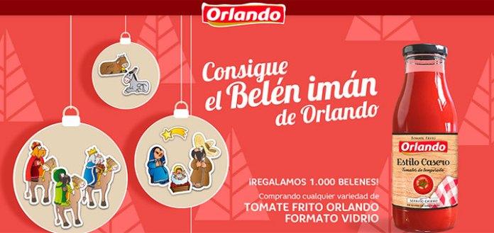 Orlando regala 1.000 belenes