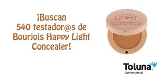 Prueba gratis Bourjois Happy Light Concealer