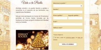 Sortean 10 exclusivas pirámides de Ferrero Rocher