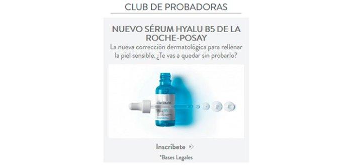 Prueba gratis el nuevo Sérum Hyalu B5