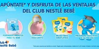 Consigue descuentos y otros regalos con Nestlé Bebé