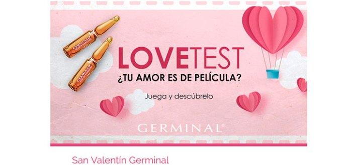 Gana un pack San Valentín Germinal
