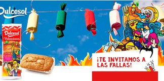 Gana una escapada a Valencia en Fallas con Dulcesol