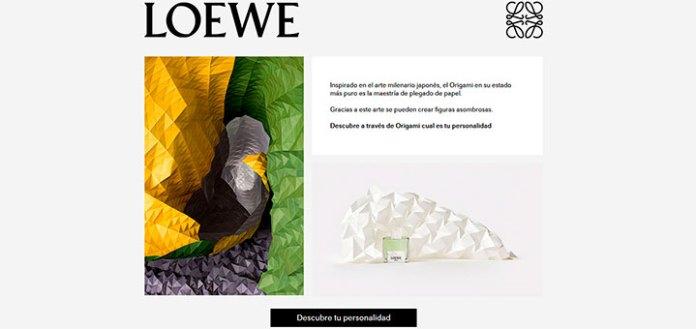 Muestras gratis de fragancias Solo Loewe