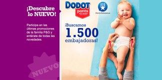 Buscan 1.500 Embajadoras de Dodot Pants