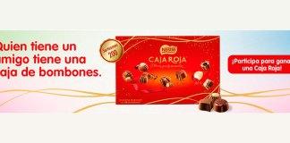 Gana una Caja Roja de Nestlé