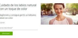 Consigue un Bálsamo Labial con Color con Weleda