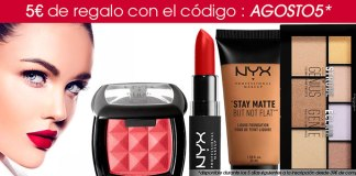 Consigue 5 euros de regalo en Beaute Privee