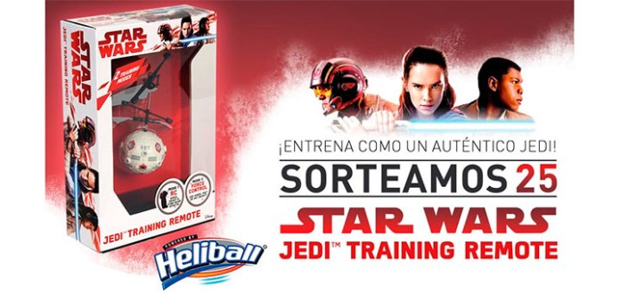Mayoral sortea 25 Heliball Star Wars