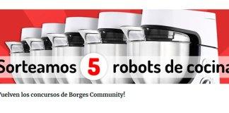 En Borgues Community sortean 5 robots de cocina