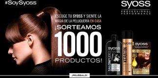Sortean 1.000 productos Syoss