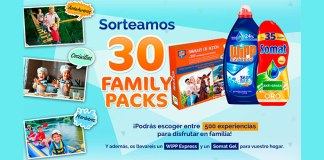 Sortean 30 Family packs