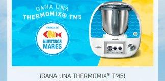 Crianza de nuestros mares regala una Thermomix TM5
