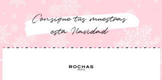 Muestras gratis de la fragancia Mademoiselle Rochas