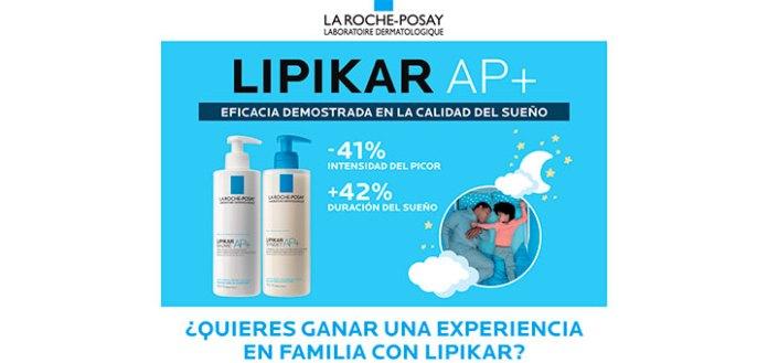 Gana una experiencia en familia con Lipikar