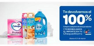 Acumula el 100% de tu compra en Carrefour