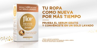 Prueba gratis Sérum Flor Revive