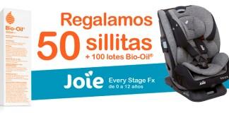 Regalan 50 sillitas y 100 lotes Bio-Oil