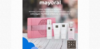 Mayoral sortea 5 cofres regalo The Ritual of Sakura
