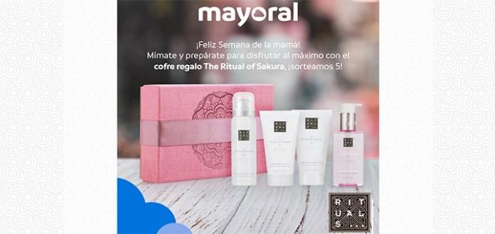 Mayoral sortea 5 cofres regalo The Ritual of Sakura
