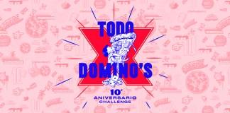 Domino's Pizza reparte 10.000 pizzas