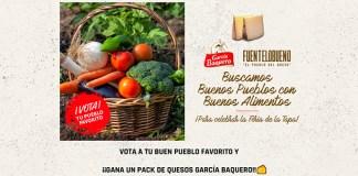Gana un pack de Quesos García Baquero