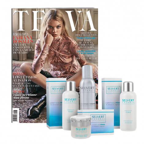 Regalos revista Telva suscripcion agosto productos Selvert